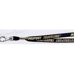 "Lanyard w/ Swivel Lobster Claw (3/8""x36"")"
