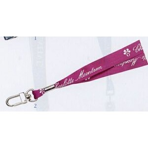 "Lanyard w/ Swivel Heavy Duty J-Hook (3/4""x36"")"